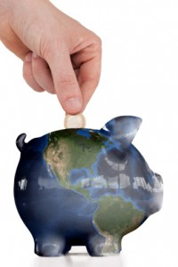 World Piggy Bank